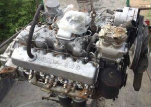 Двигатель «ЗИЛ-645»