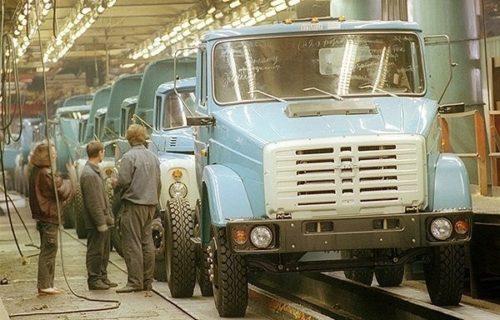 Место «ЗИЛ-4331» в модельном ряду завода