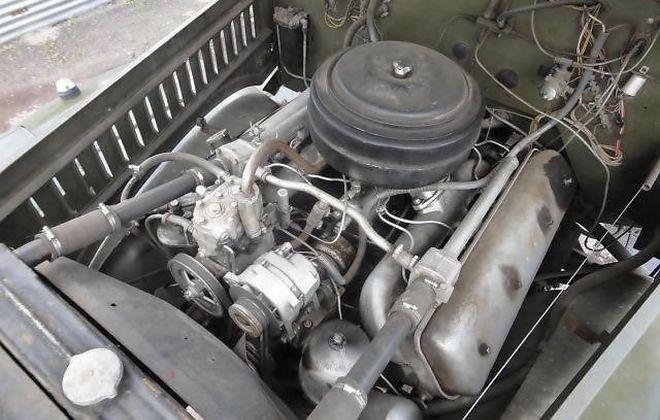 Двигатель и баки топливные
