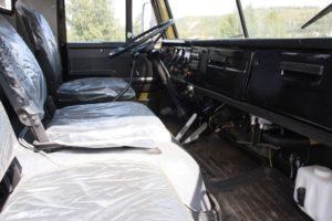 Кабина грузовика «КамАЗ-43114»
