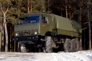 Камаз-43114: технические характеристики