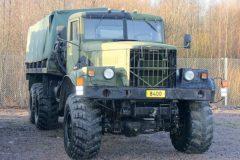 КрАЗ 255: технические характеристики