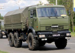 Место КамАЗ-43114 в модельном ряду предприятия, его «предок» и «потомок»