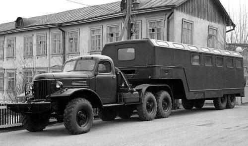 Перечень и краткий обзор модификаций грузовика «ЗИЛ-157»