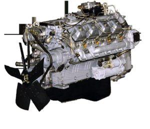 Двигатель КамАЗ-740