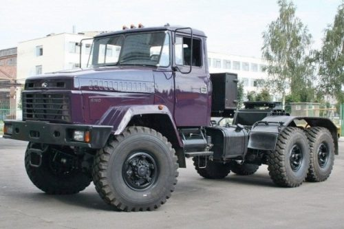 КрАЗ 6140