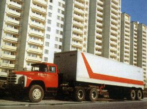 Обзор модификаций автомобиля ЗИЛ-133ГЯ