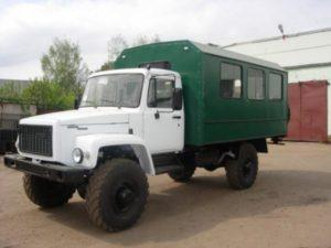 Цены «ГАЗ-33081» на российском рынке