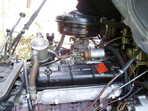 Двигатель «ГАЗ-66»