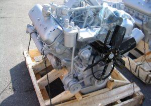 Двигатель «МАЗ-500»