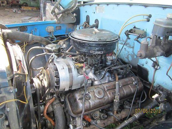 Двигатели «ГАЗ-53»