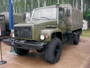 ГАЗ-33081: Технические характеристики