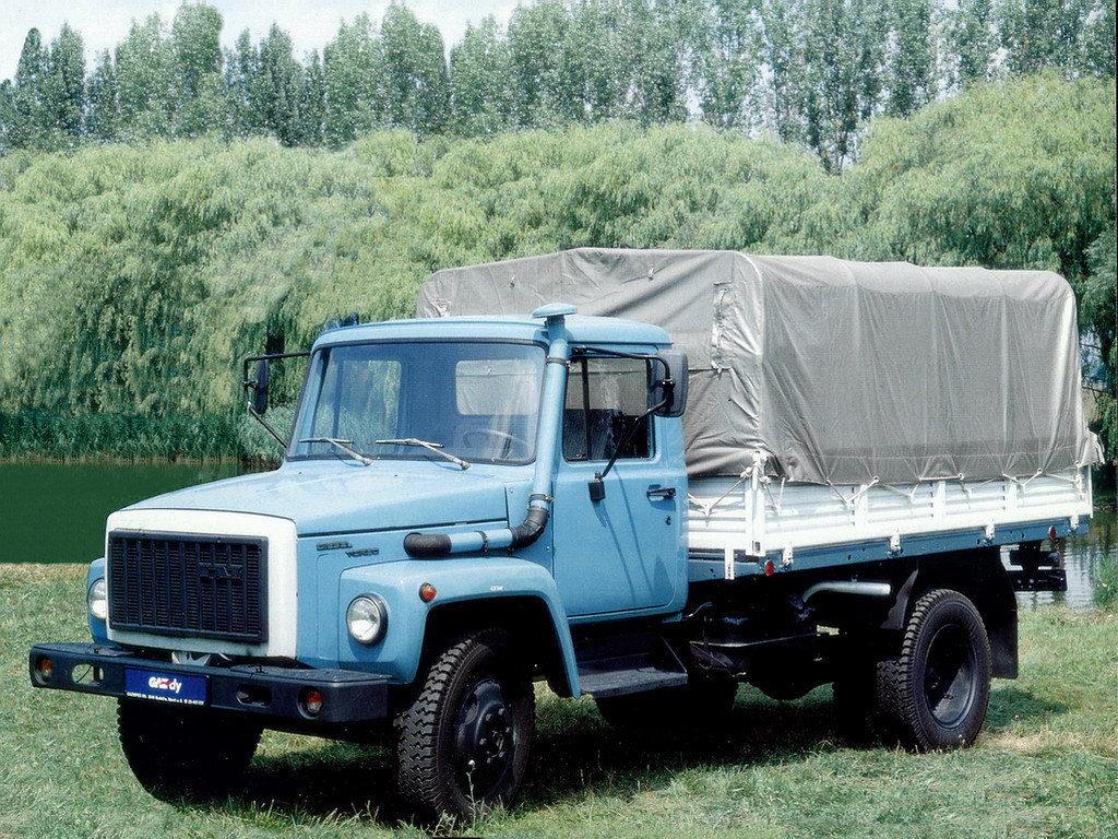 ГАЗ-3309 (дизель): технические характеристики01
