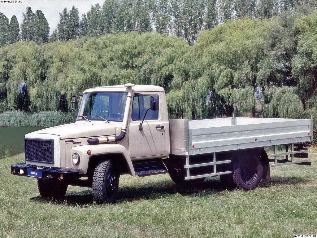 «ГАЗ-3309»: варианты и модификации01