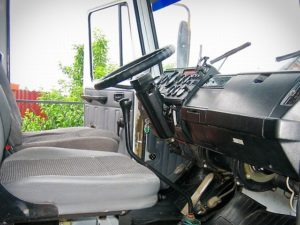 Кабина грузовика «ГАЗ-3309»