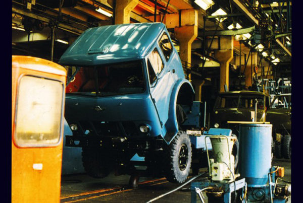 Кабина «МАЗ-500»