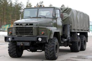 КрАЗ-260: технические характеристики