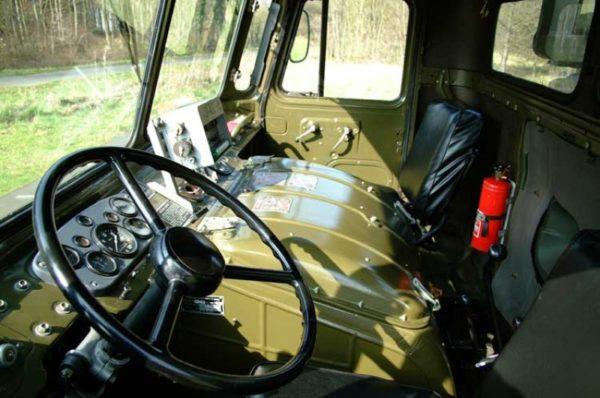 Кузов и кабина «ГАЗ-66»