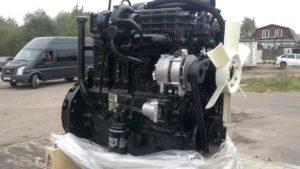 «ММЗ Д-245.7»: Двигатель «ГАЗ-33081»
