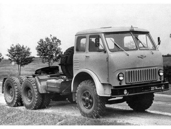 Модификации и сферы применения «МАЗ-500»