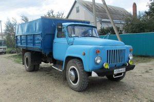 О сферах применения и модификациях «ГАЗ-53»03