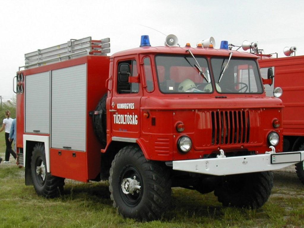 Обзор модификаций «ГАЗ-66»01
