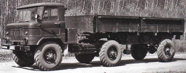 Обзор модификаций «ГАЗ-66»
