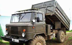Обзор распространённых спецмашин на базе «ГАЗ-66»02