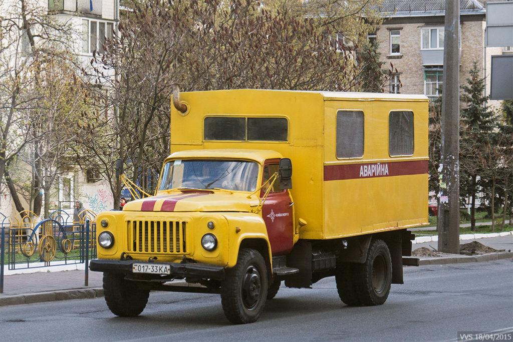 Отзывы водителей и владельцев «ГАЗ-53»01