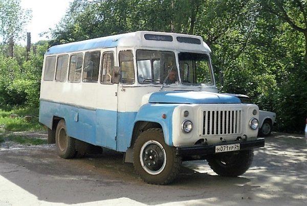Отзывы водителей и владельцев «ГАЗ-53»03