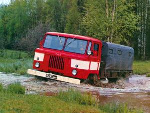Отзывы водителей и владельцев «ГАЗ-66»01