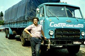 Отзывы водителей, в своё время работавших на «МАЗ-500»01