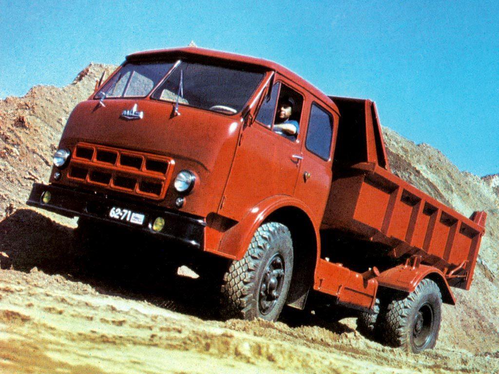 Трансмиссия, электрооборудование «МАЗ-500»
