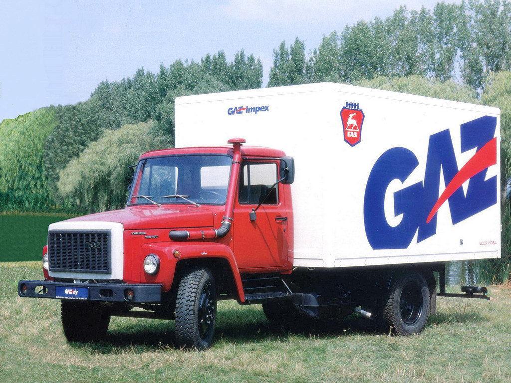Трансмиссия «ГАЗ-3309»