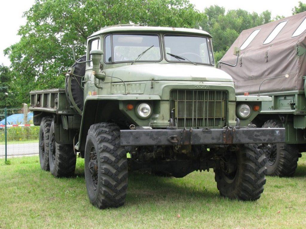 Цена автомобиля «Урал-375»