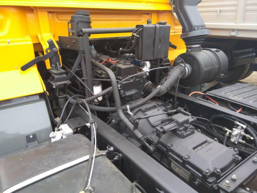 Двигатель «КамАЗ-4308»