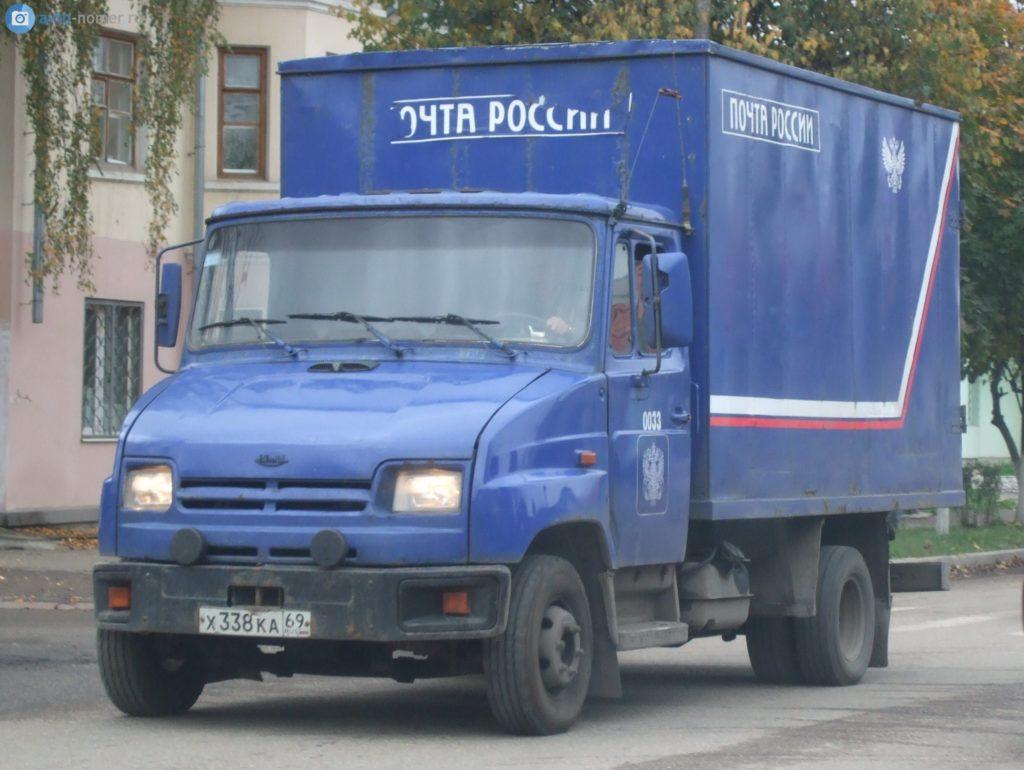 Двигатель «ЗИЛ-5301»