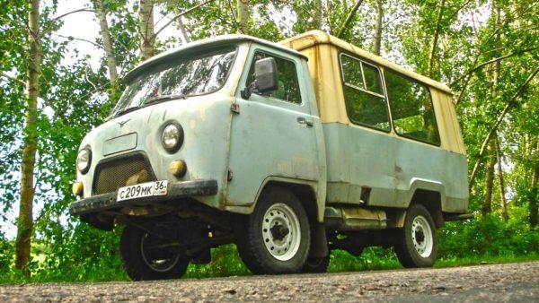 Двигатели «УАЗ-452» и модификаций