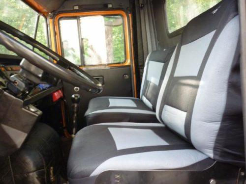 Кабина автомобиля «КрАЗ-6443»