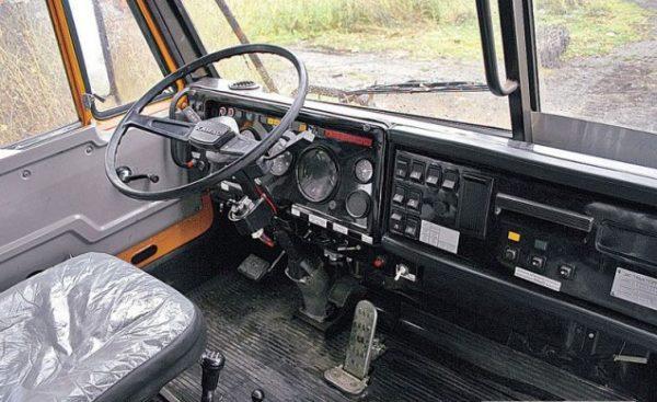 Кабина «КамАЗ-53212»
