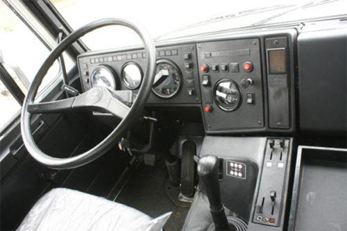 Кабина «МАЗ-5551»01