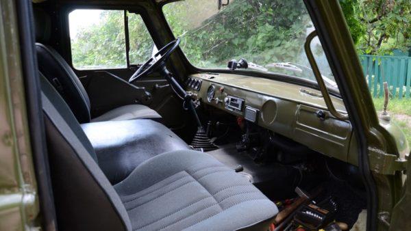 Кабина «УАЗ-452»