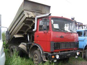Кузов самосвала «МАЗ-5551»