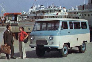 Модификации «УАЗ-452»