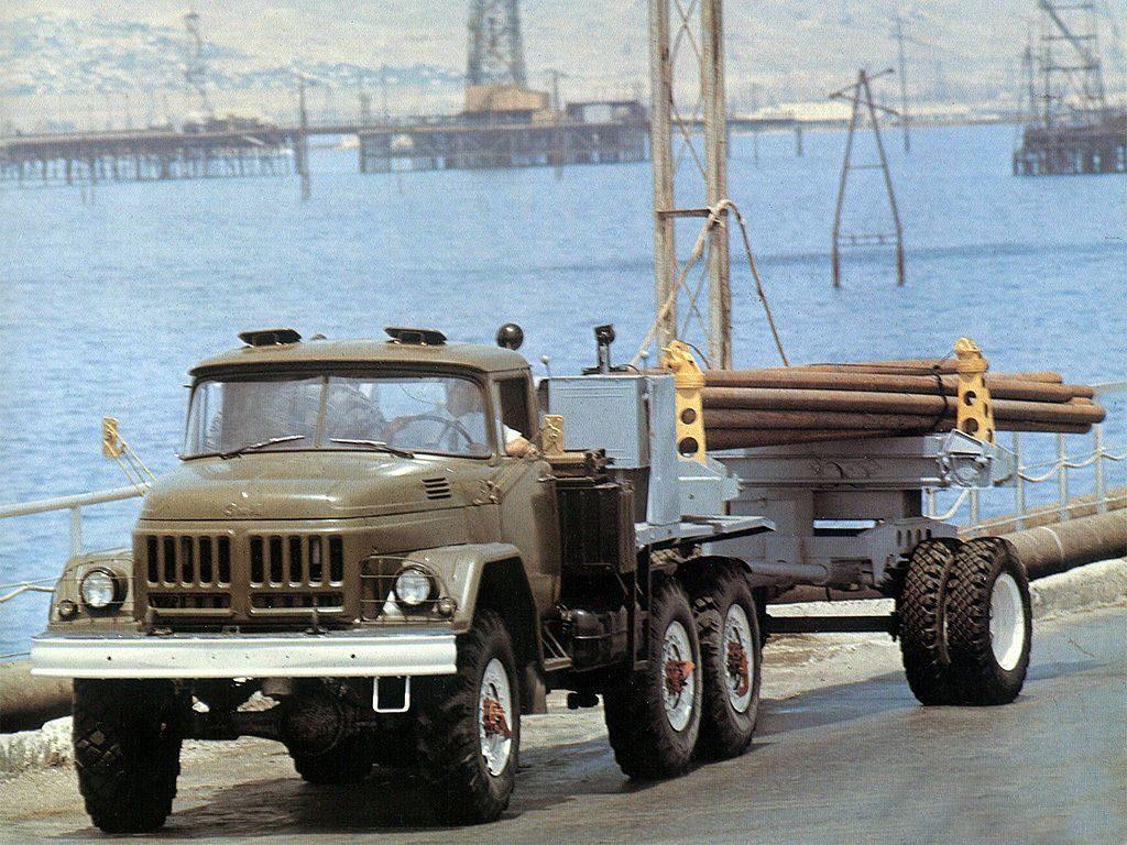 Мосты грузовика «ЗИЛ-131»