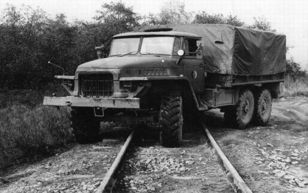 Об истории модели «Урал-375»01