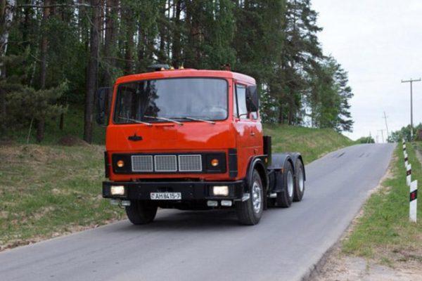 Особенности конструкции «МАЗ-64229». Модернизации модели