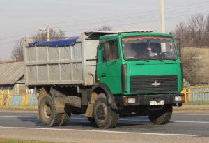 Особенности конструкции, модификации «МАЗ-5551»