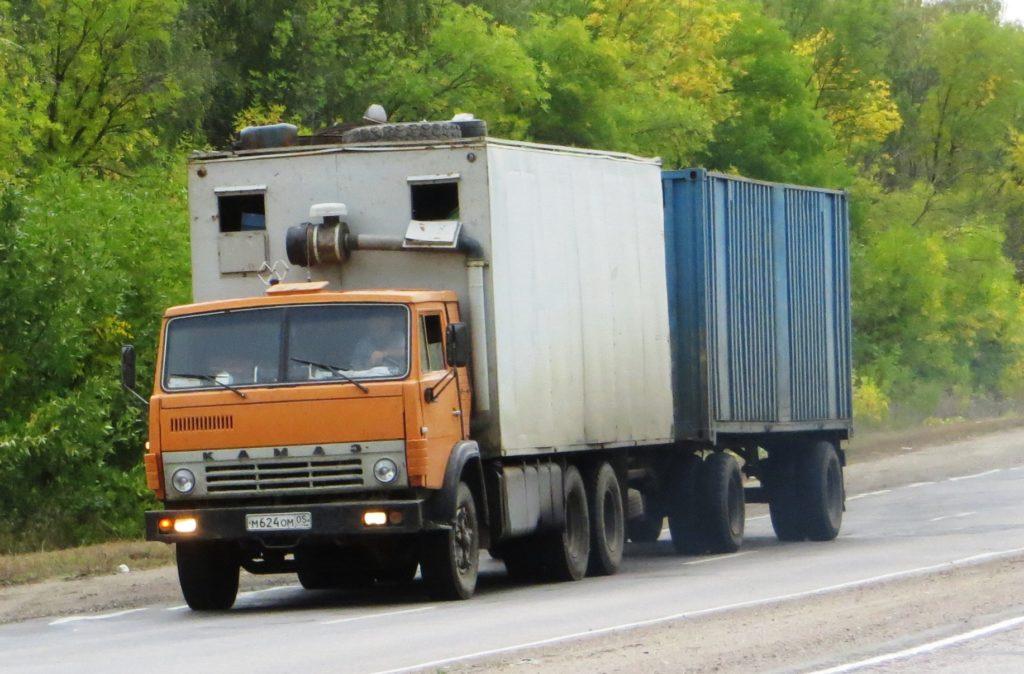 Отзывы опытных водителей и владельцев «КамАЗов-53212»