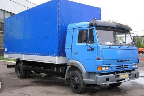 Отзывы водителей и владельцев «КамАЗ-4308»-01